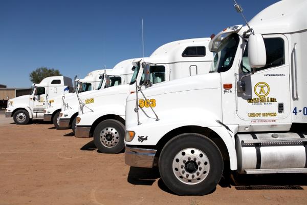 Over 100 Trucks