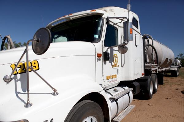 Frac Sand Trucks